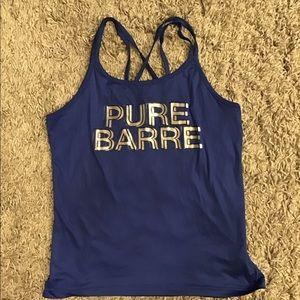 Pure Barre tank